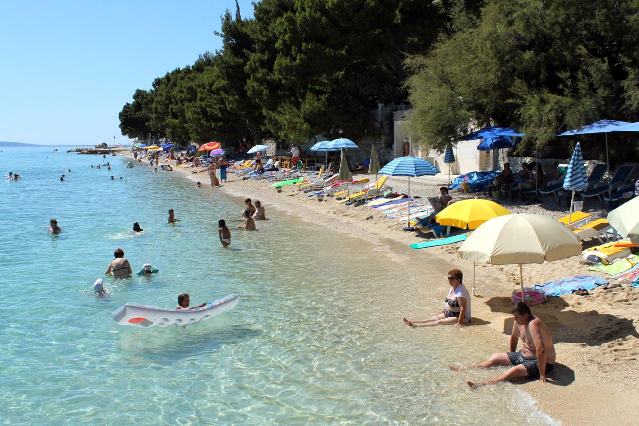 Ferienwohnung im Ort Baaka Voda (Makarska), Kapazität 4+0 (2141628), Baška Voda, , Dalmatien, Kroatien, Bild 11