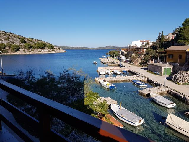 Koromašna on the island Žirje (North Dalmatia)