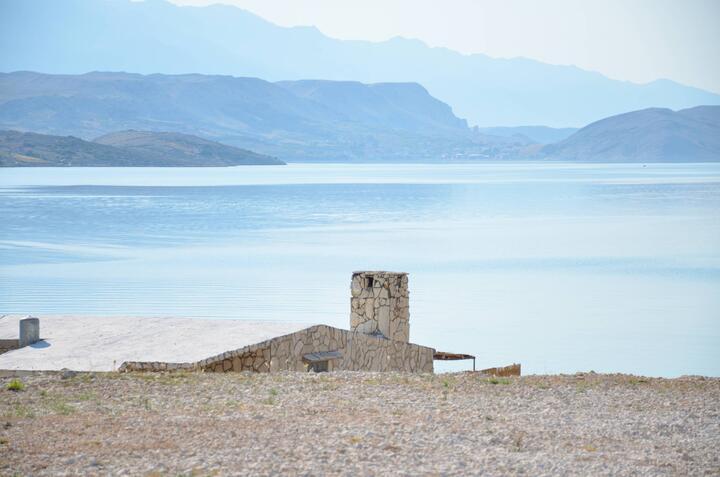 Prnjica на острове Pag (Kvarner)