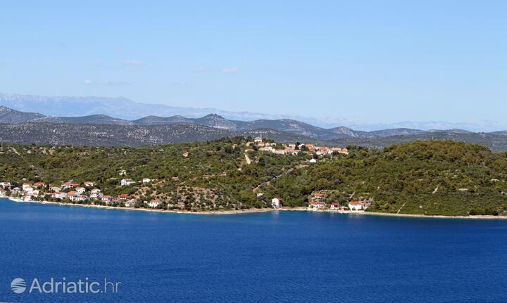 Rava на острове Dugi otok (Sjeverna Dalmacija)