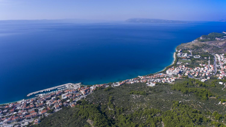 Ubytovanie Severná Dalmácia