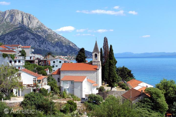 Brist u rivijeri Makarska (Srednja Dalmacija)