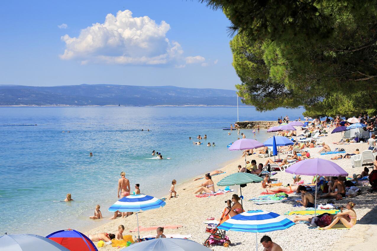 Ferienwohnung Studio Appartment im Ort Brela (Makarska), Kapazität 2+1 (2142090), Brela, , Dalmatien, Kroatien, Bild 9