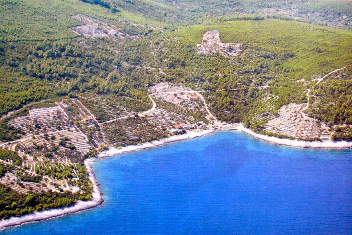 Žukova on the island Korčula (Južna Dalmacija)