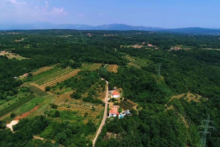 Marići на Ривьере Labin (Istra)