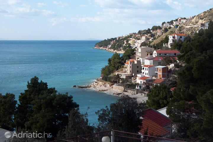 Zavode in riviera Omiš (Srednja Dalmacija)