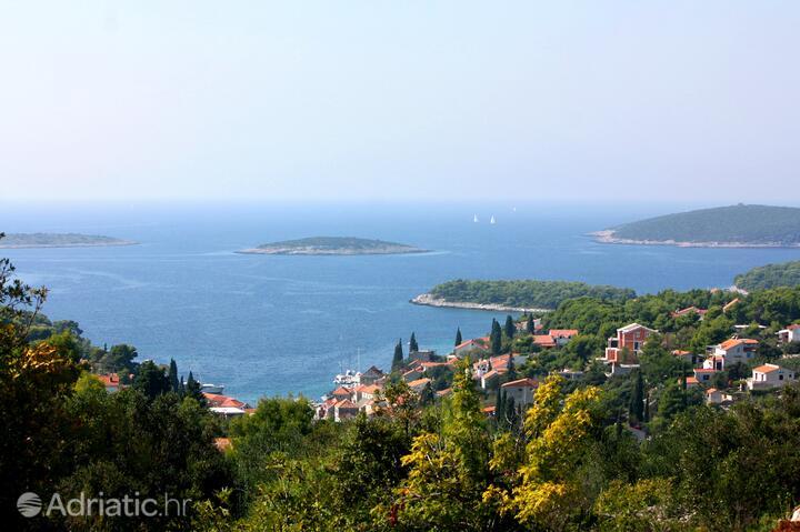 Maslinica on the island Šolta (Srednja Dalmacija)