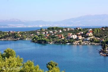 Nečujam on the island Šolta (Srednja Dalmacija)