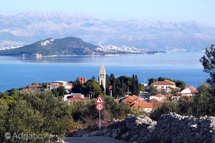 Slatine na otoku Čiovo (Srednja Dalmacija)