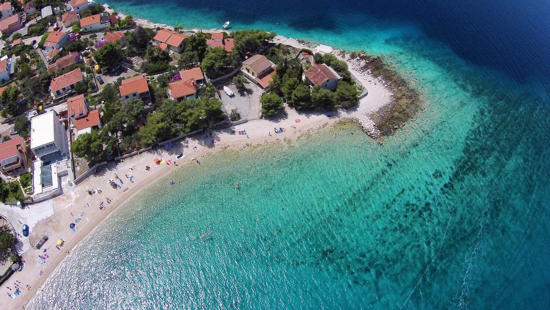 Ferienwohnung im Ort Kanica (Rogoznica), Kapazität 4+0 (2745759), Kanica, , Dalmatien, Kroatien, Bild 16