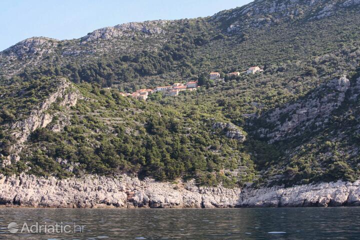 Maranovići on the island Mljet (Južna Dalmacija)