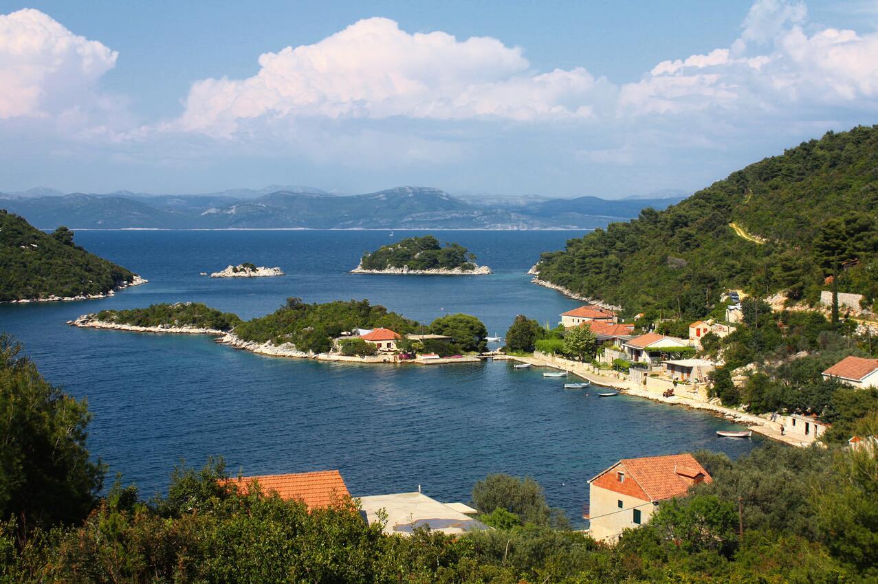Chorvatsko Mljet