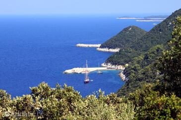 Lučica on the island Lastovo (Južna Dalmacija)