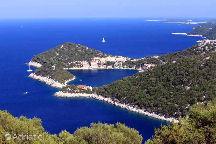Zaklopatica on the island Lastovo (Južna Dalmacija)