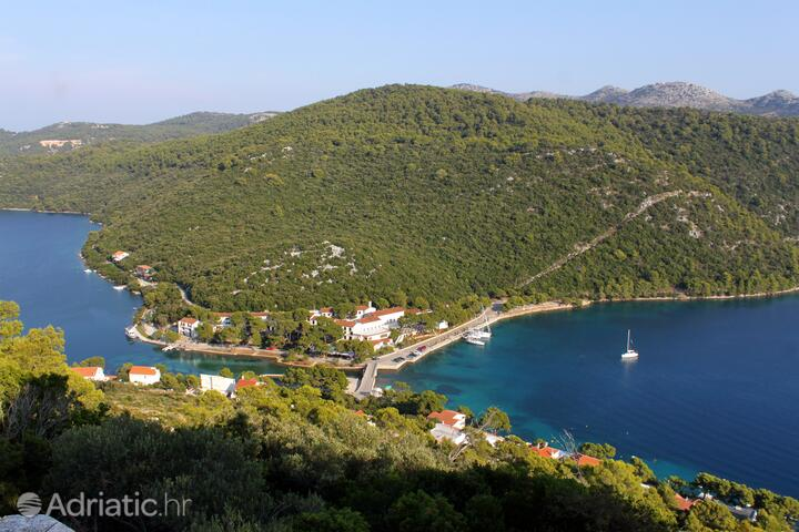 Pasadur on the island Lastovo (Južna Dalmacija)