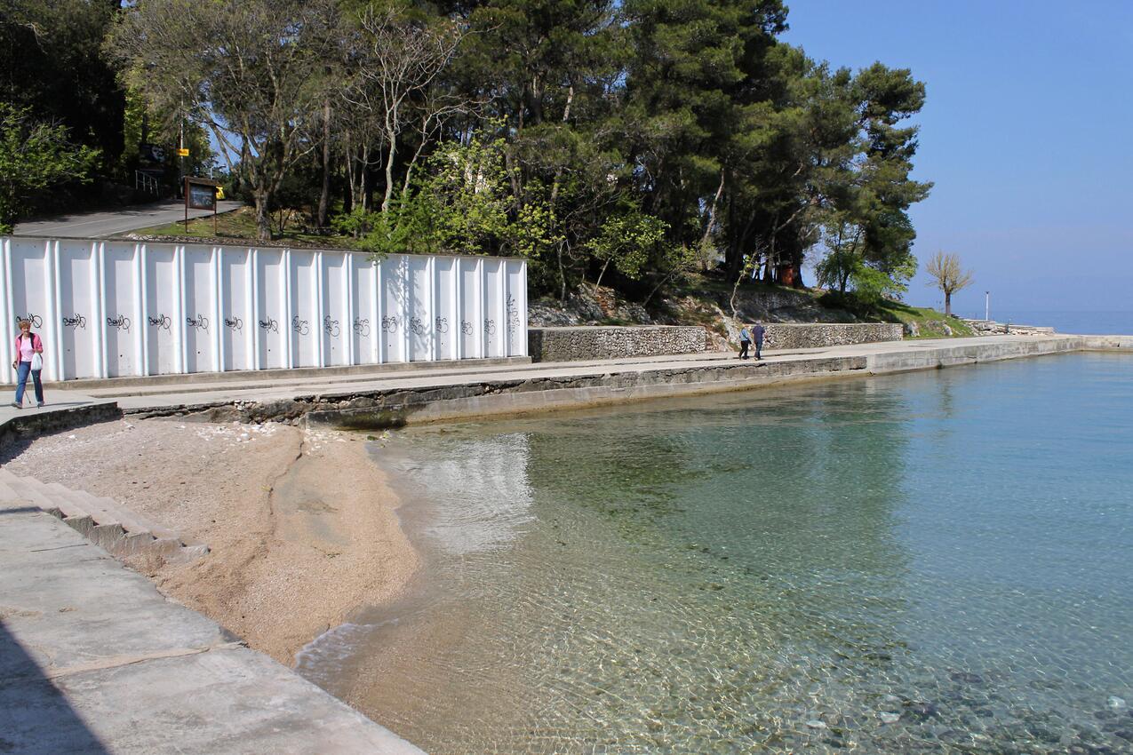 Ferienhaus Haus im Ort Milovii (Krk), Kapazität2+0 (2367925), Milohnici, Insel Krk, Kvarner, Kroatien, Bild 10