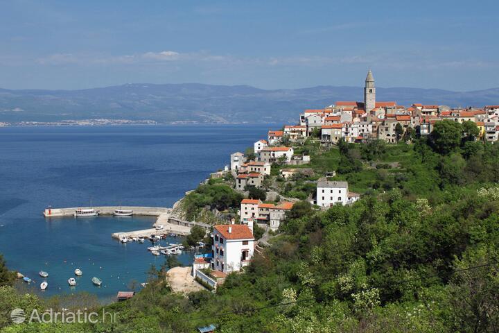 Vrbnik on the island Krk (Kvarner)