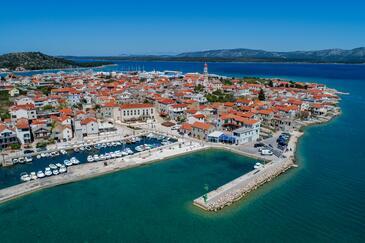 Betina on the island Murter (Sjeverna Dalmacija)