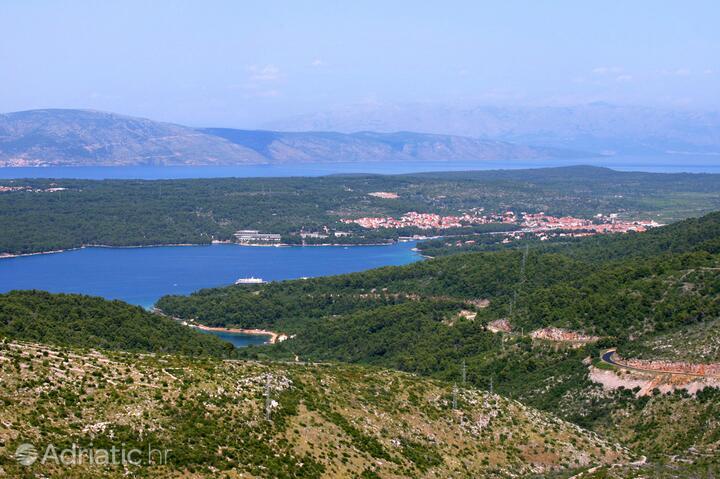 Stari Grad on the island Hvar (Srednja Dalmacija)