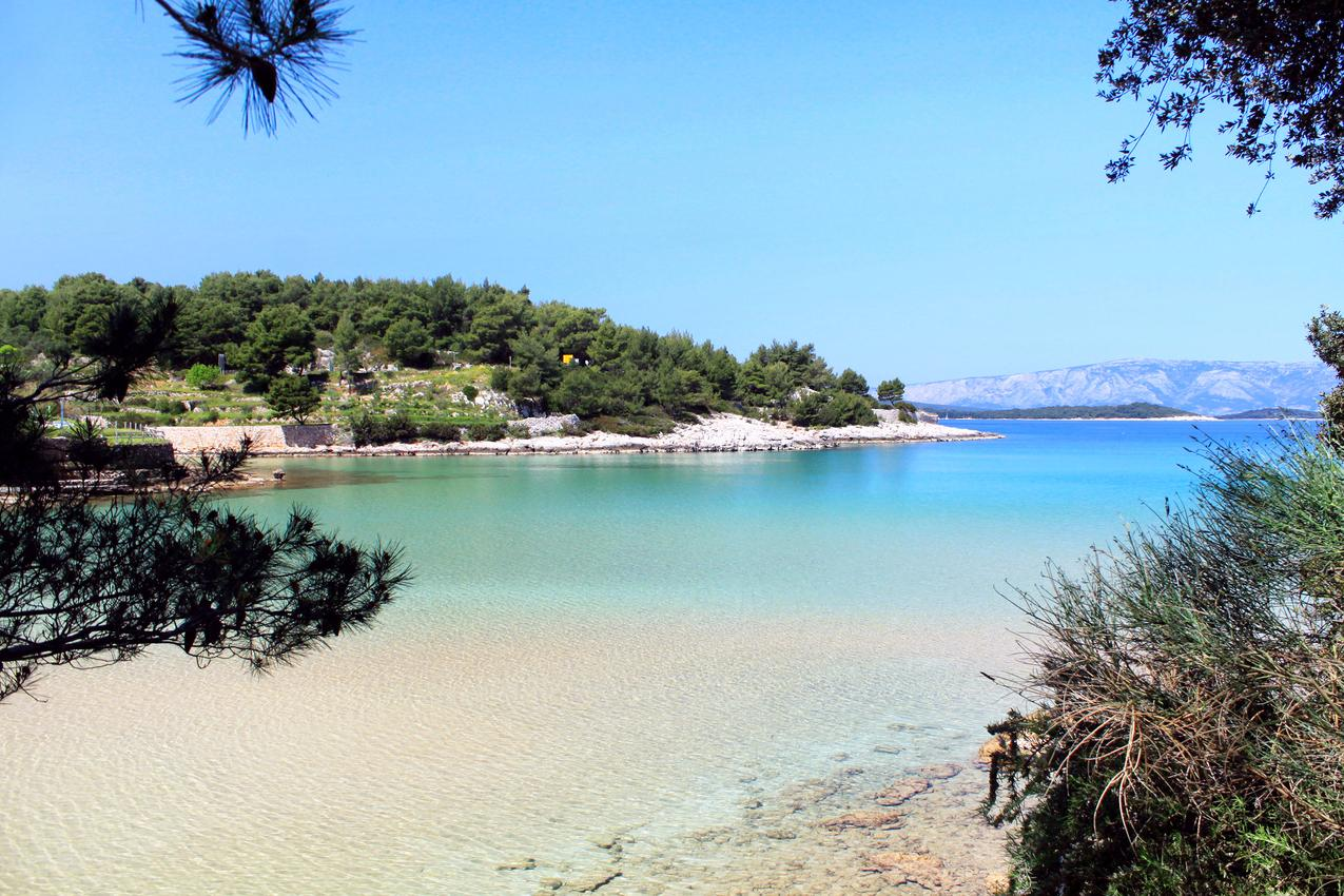 Ferienwohnung im Ort Jelsa (Hvar), Kapazität 2+2 (2142264), Jelsa (HR), Insel Hvar, Dalmatien, Kroatien, Bild 10