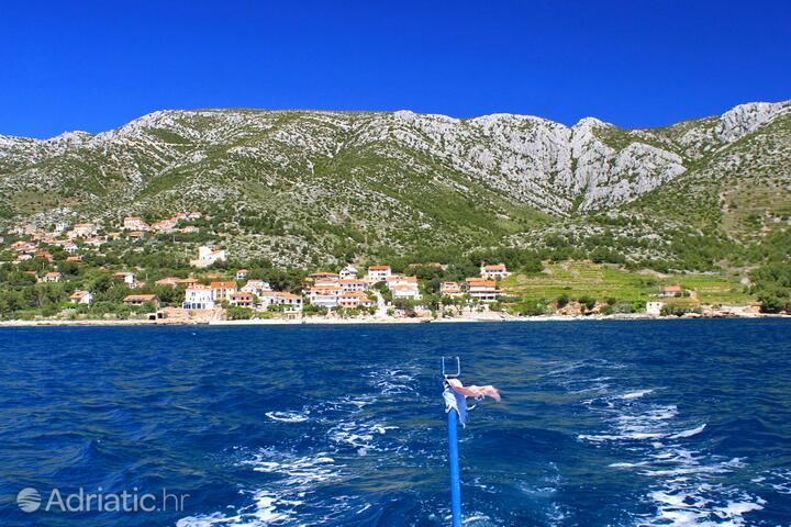 Zavala sull'isola Hvar (Srednja Dalmacija)