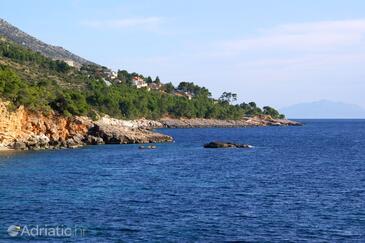 Bojanić Bad on the island Hvar (Srednja Dalmacija)