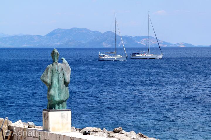 Sućuraj auf der Insel  Hvar (Srednja Dalmacija)