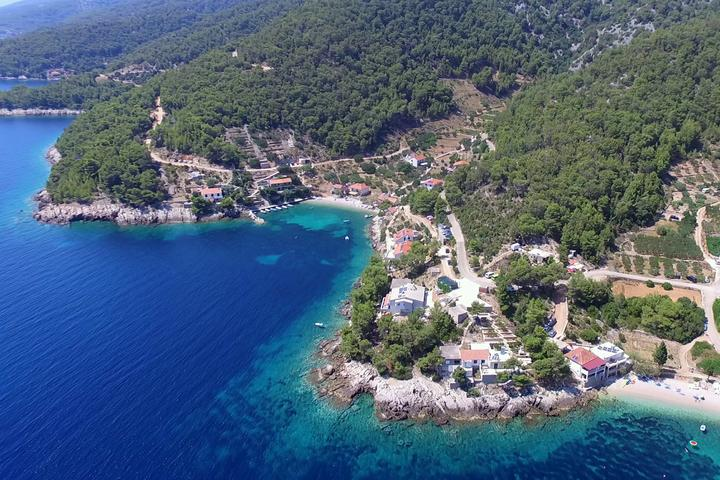 Torac on the island Hvar (Srednja Dalmacija)