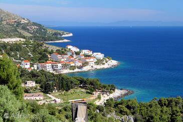 Milna на острове Hvar (Srednja Dalmacija)