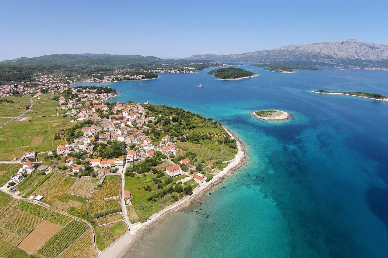 Chorvatsko Korèula