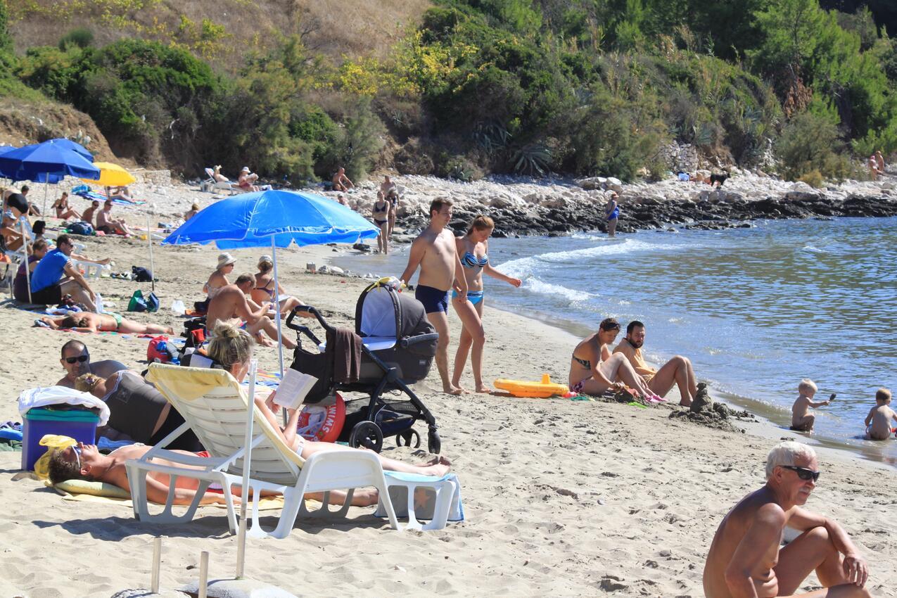 Ferienwohnung im Ort Lumbarda (Korula), Kapazität 2+1 (2143992), Lumbarda, Insel Korcula, Dalmatien, Kroatien, Bild 10