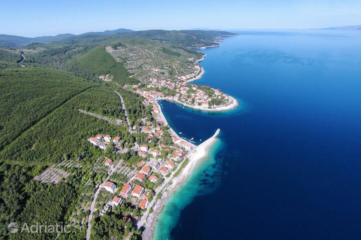 Prigradica on the island Korčula (Južna Dalmacija)