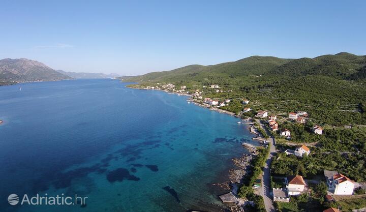 Kneža on the island Korčula (Južna Dalmacija)