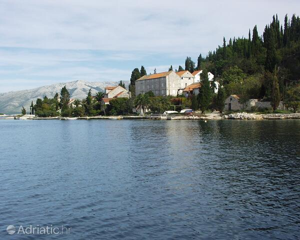 Vrnik on the island Korčula (Južna Dalmacija)