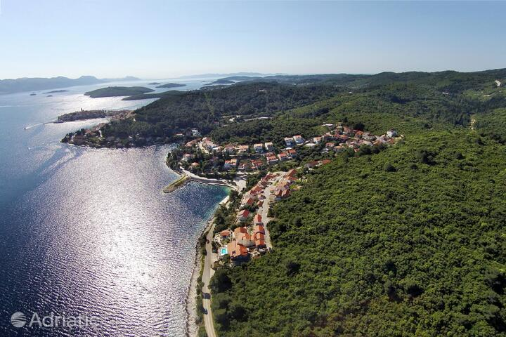 Medvinjak on the island Korčula (Južna Dalmacija)