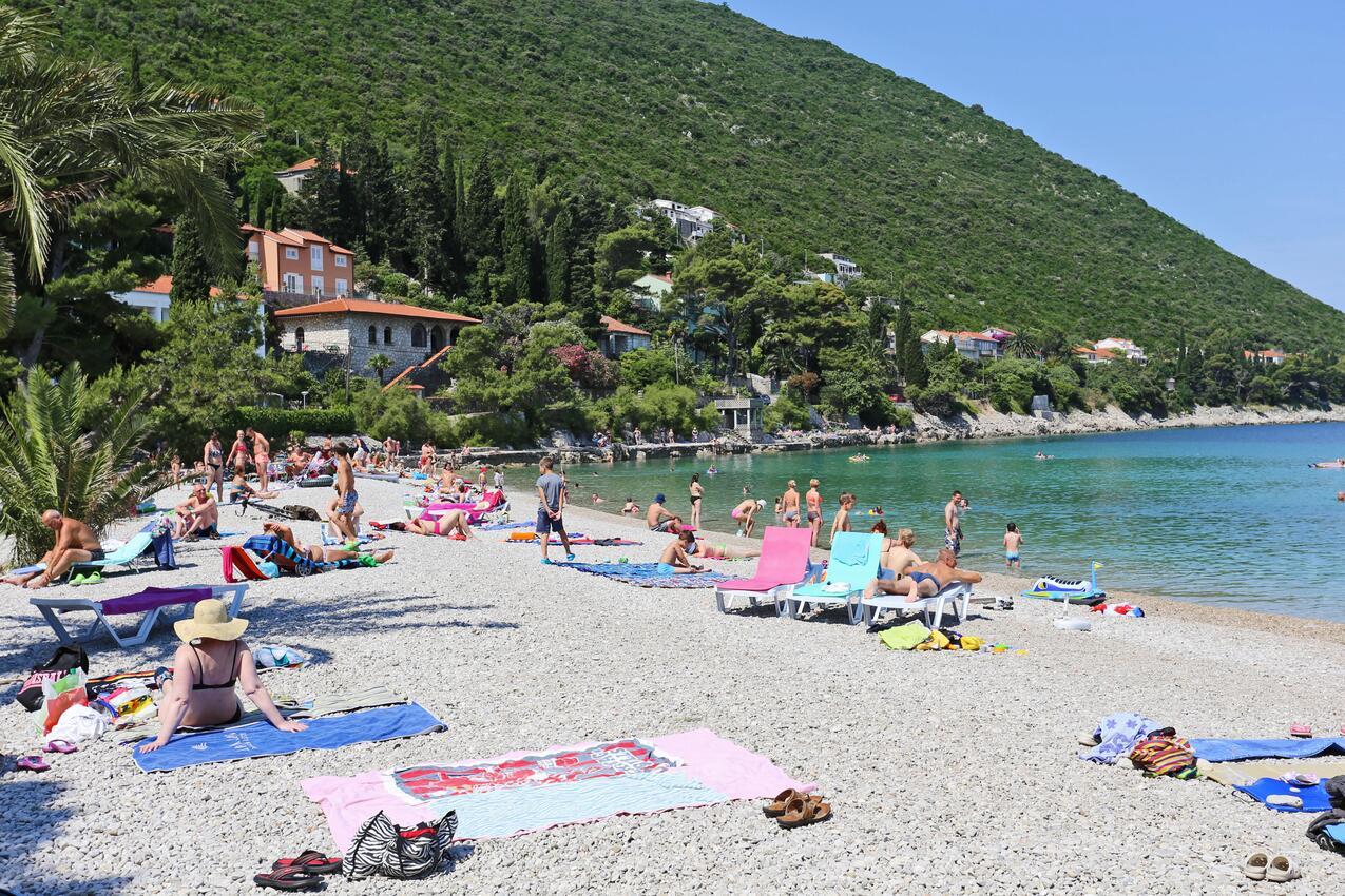 Holiday apartment im Ort Trpanj (Peljeaac), Kapazität 6+2 (1534047), Trpanj, Island of Peljesac, Dalmatia, Croatia, picture 15