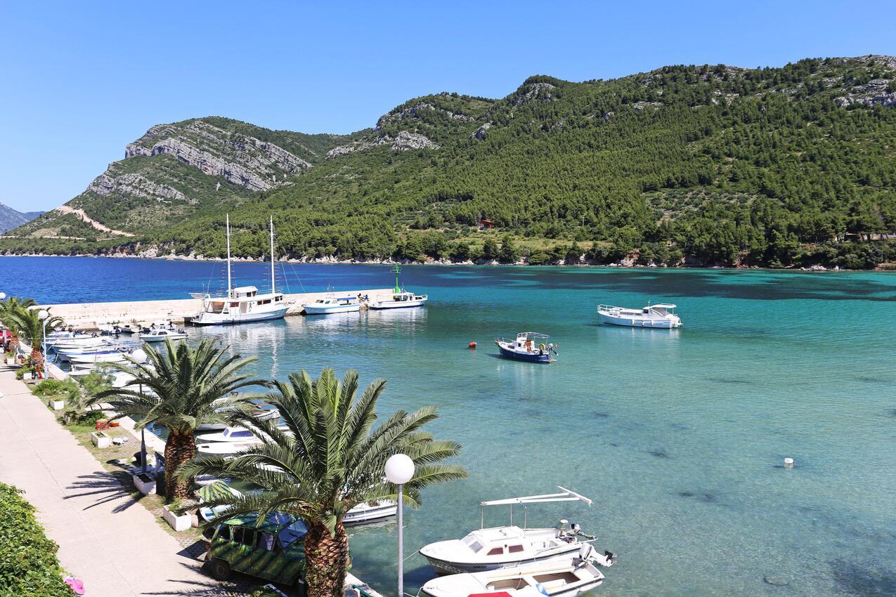 dovolená Chorvatsko přímo u moře