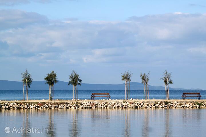 Zaton riviéra Zadar (Sjeverna Dalmacija)