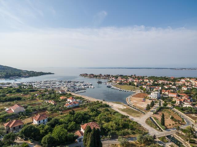 Sutomišćica on the island Ugljan (Sjeverna Dalmacija)