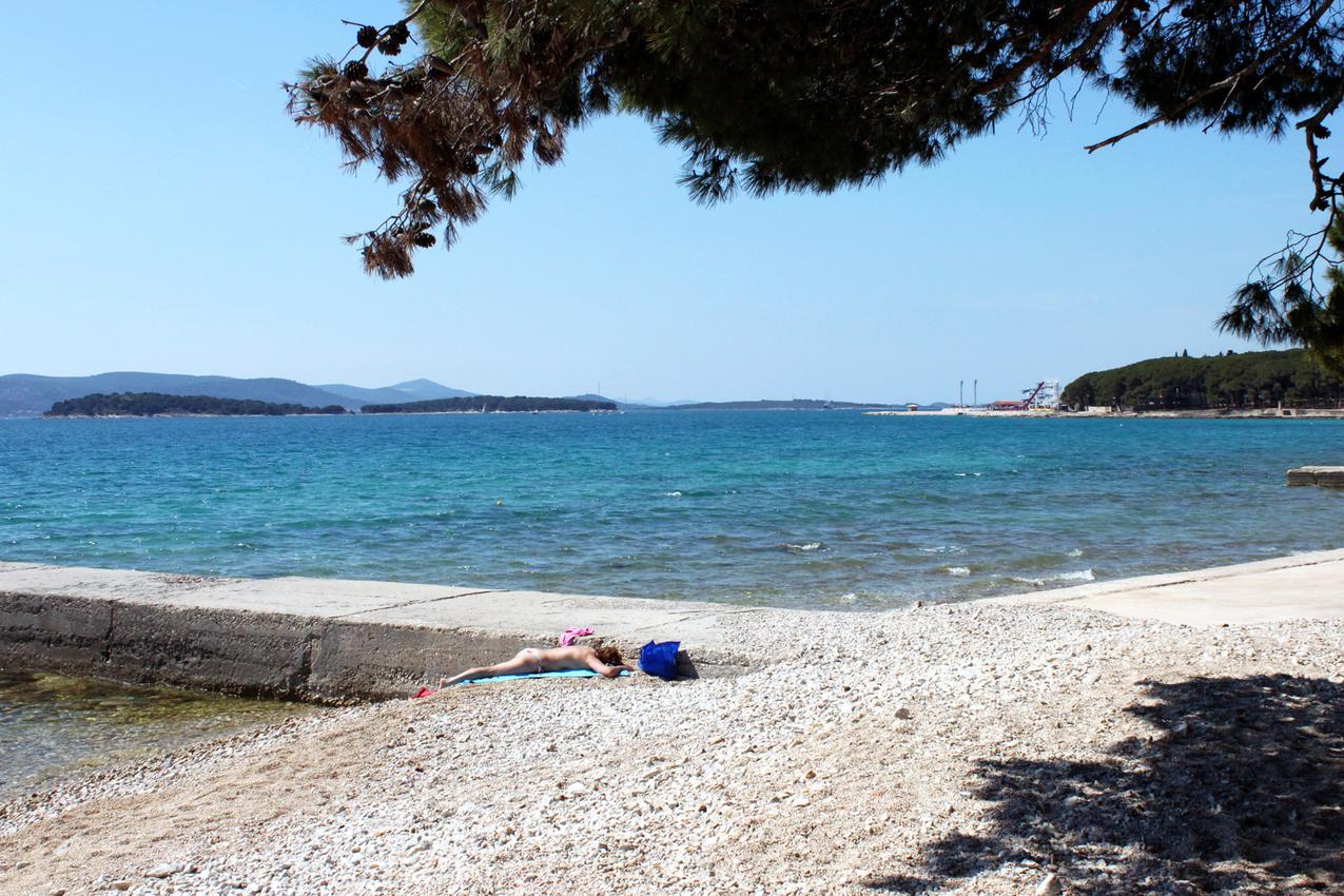 Biograd dovolenka