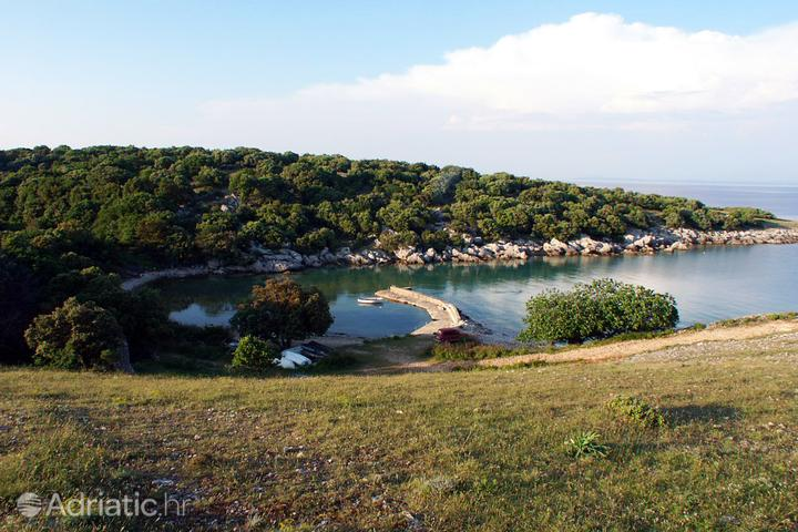 Verin on the island Cres (Kvarner)