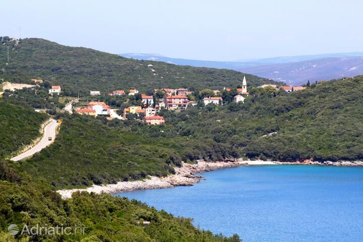Sveti Jakov on the island Lošinj (Kvarner)