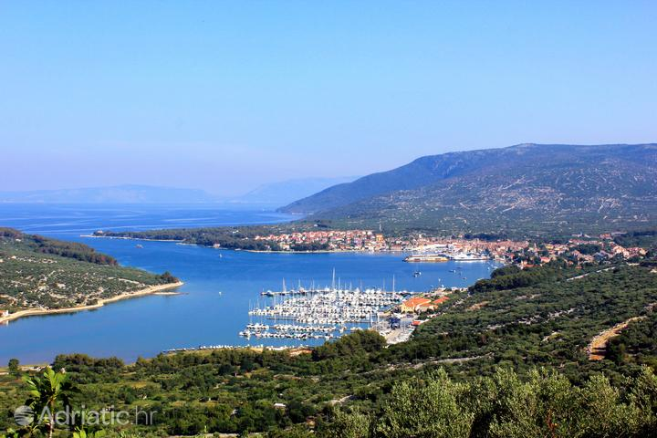 Cres on the island Cres (Kvarner)