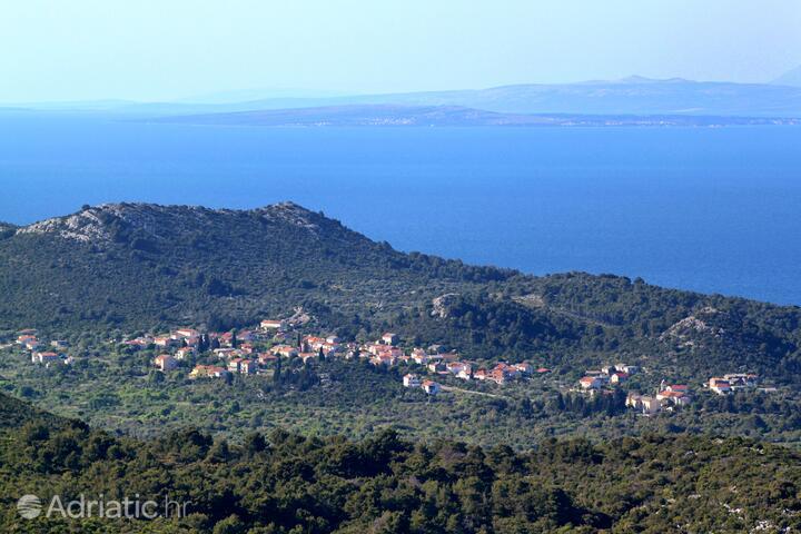Lukoran on the island Ugljan (Sjeverna Dalmacija)