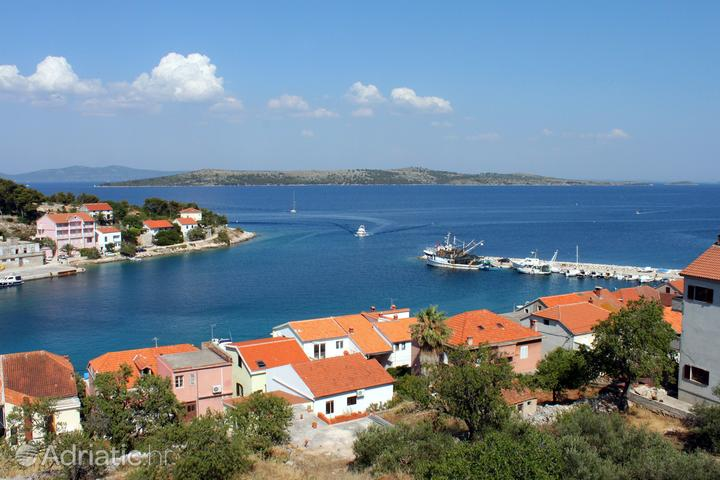 Sali Dugi otok szigeten (Sjeverna Dalmacija)