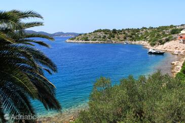 Lavdara na wyspie Dugi otok (Sjeverna Dalmacija)