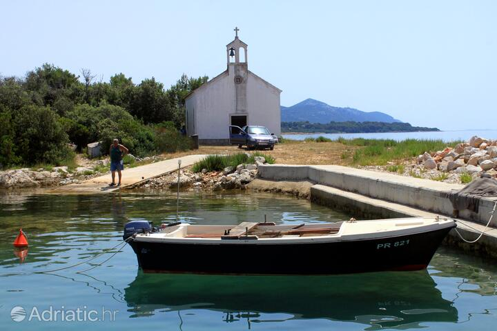 Guduće on the island Ugljan (North Dalmatia)
