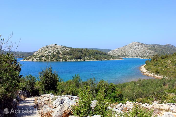 Telašćica - Dragnjevica bay on the island Dugi otok (North Dalmatia)