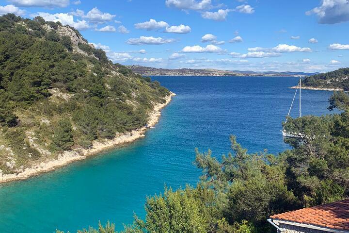 Dumboka на острове Dugi otok (Sjeverna Dalmacija)