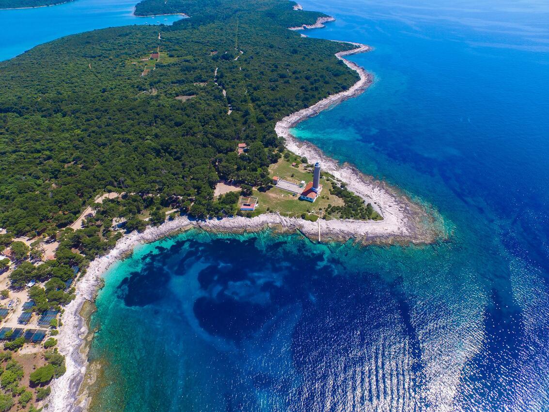 Dugi otok dovolenka